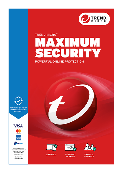trend micro titanium maximum security software free