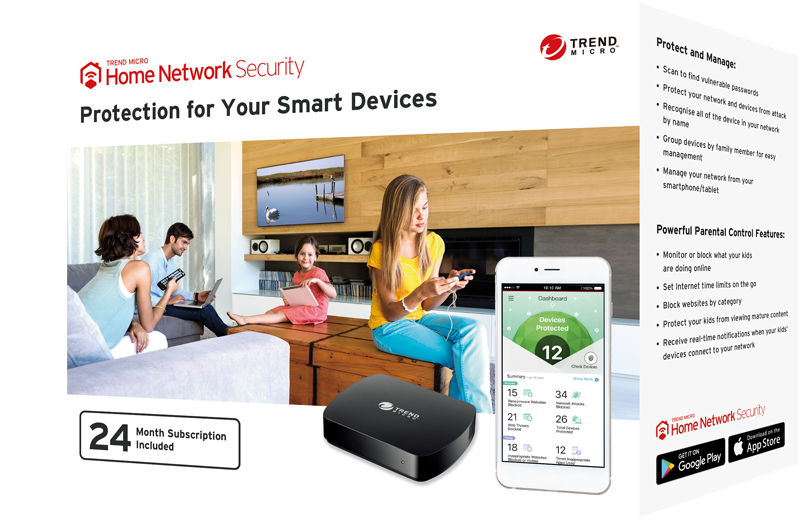 Official Site of Trend Micro Home Network Security